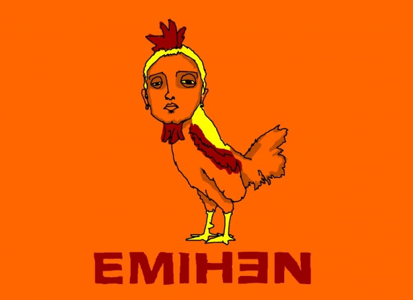 'EMIHEN' illustration by Patrick Moberg